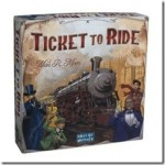 Thursday Game Review–Ticket to Ride