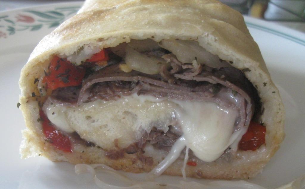 Roast Beef Sandwich Roll Recipe Upstate Ramblings