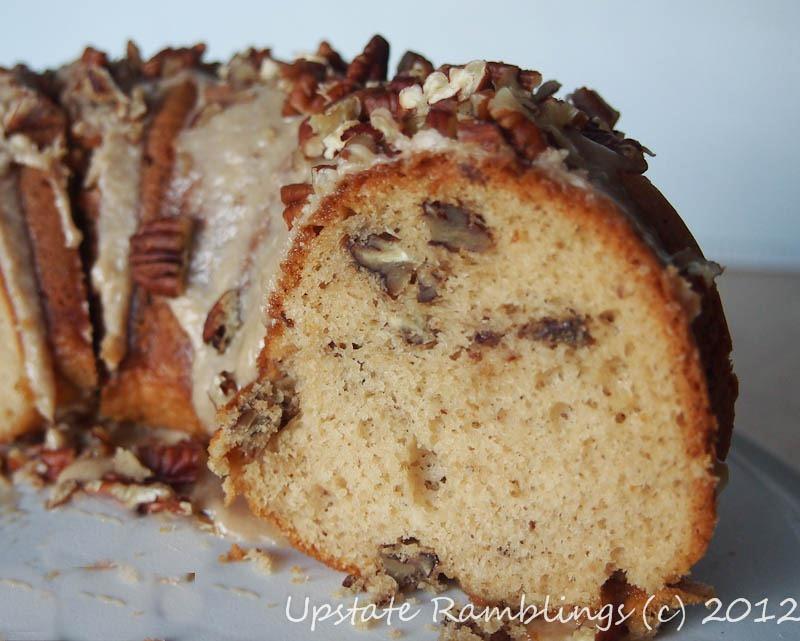 Maple pecan cake recipes