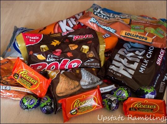 Hershey's Halloween Candy #HersheysHalloween