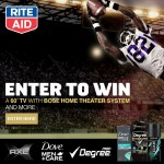 NCAA Rite Aid $20 Gift Card Giveaway