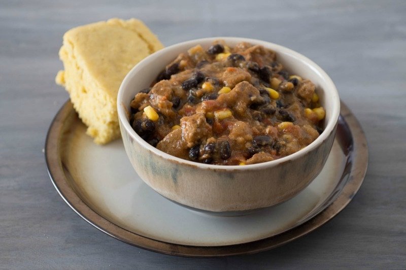 Slow Cooker Pork Stew Recipe | Instant Pot Pork Stew Recipe | Fall Stews | Crock Pot Stew | Best Easy Stew Recipe