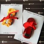 Wheelie Valentines