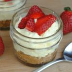 Mini Cheesecake Jars