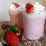 Strawberry Banana Ice Cream