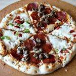 Fun with DiGiorno Design-A-Pizza