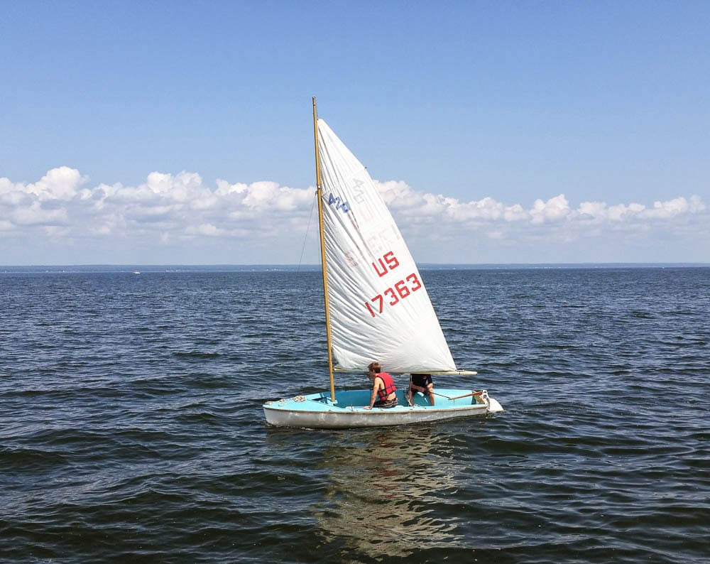 Sailboating Fun