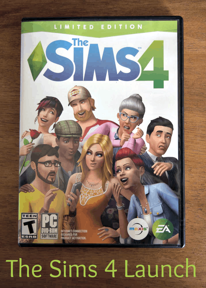 The Sims 4 Launch #TheSims4 #CollectiveBias #shop