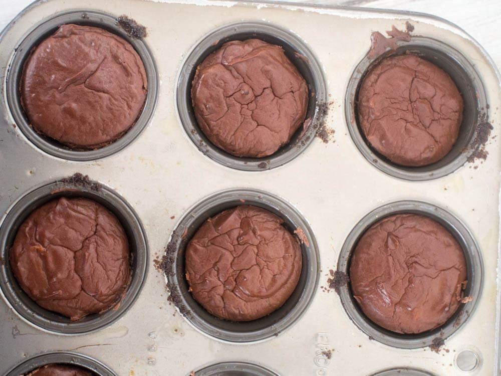 Cracked Cheesecake