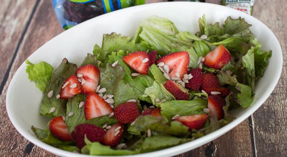 Strawberry Cranberry Salad