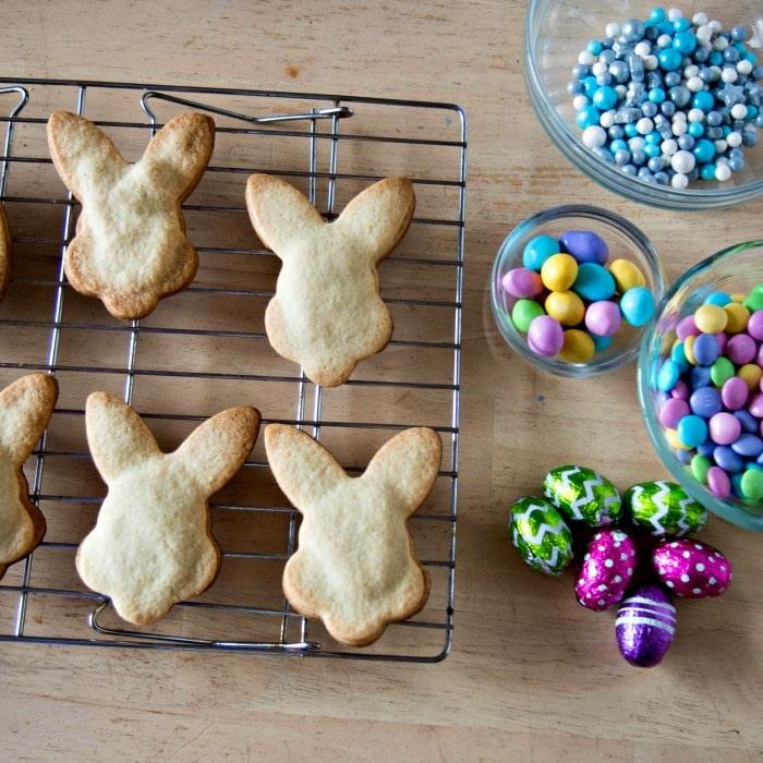 Decorating Figolli Cookies