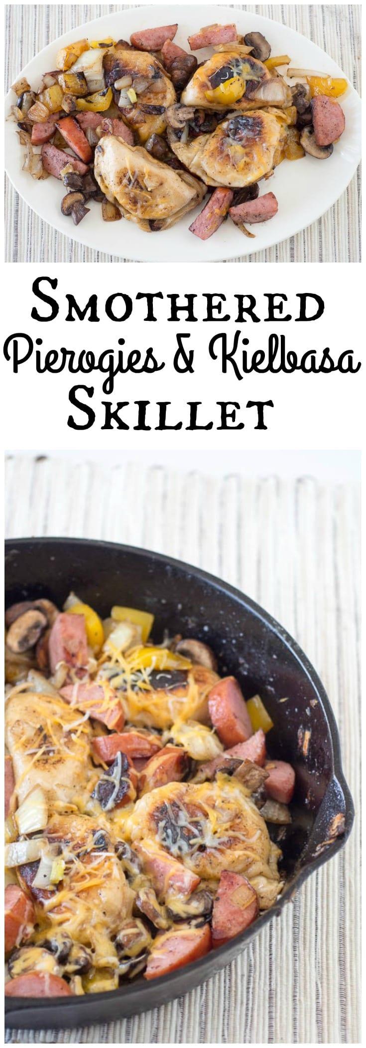Easy kielbasa recipes skillet