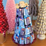 DIY Candy Bar Christmas Tree with Giveaway