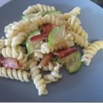 Pasta with Zucchini Recipe