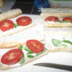 Italian Panini Sandwiches