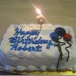 Wordless Wednesday–Birthday Cakes
