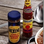 Chili Champ Review and Giveaway with Pork Sausage Chili Recipe