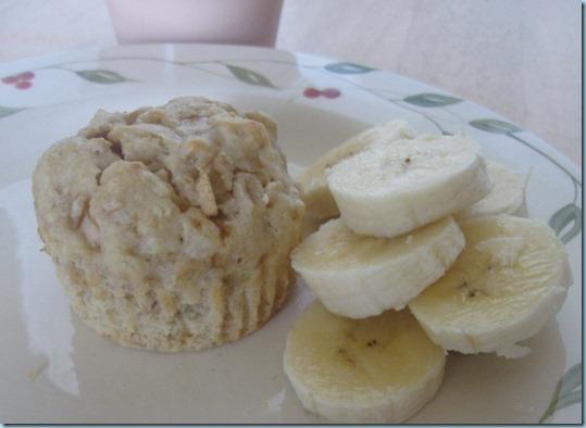 Silk Fruit&Protein Muffins
