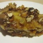 Apricot Almond Bread Pudding