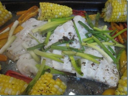 Caribbean Fish Roast