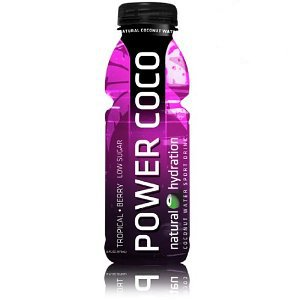 Tropical Fruit Flavoried PowerCoco drink