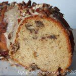 Maple Pecan Nut Cake