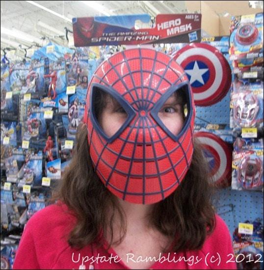 Spider-Man Fun #SpiderManWMT