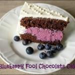 Blueberry Fool Chocolate Cake Recipe