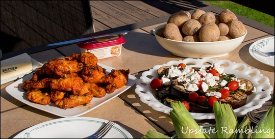 Summer Grilling with Tyson Wings