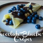 Chocolate Fruit Crepes – A Low Calorie Treat
