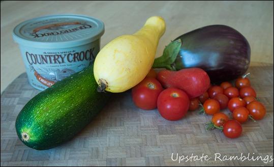 Summer Veggies for Casserole