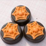 Halloween Chocolate Covered Oreos