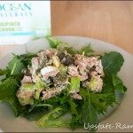 Healthy Tuna Salad with Pickles and Olives Recipe