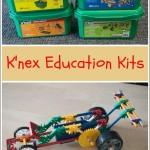 K'nex Education Kits Review