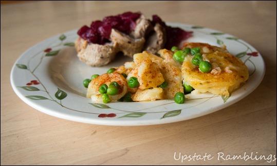 Scalloped Potatoes side dish
