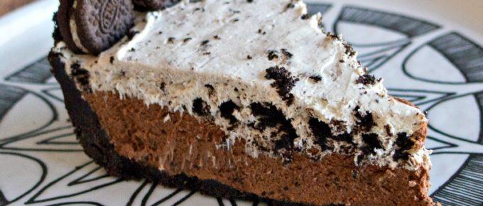 Chocolate Oreo Pie Recipe