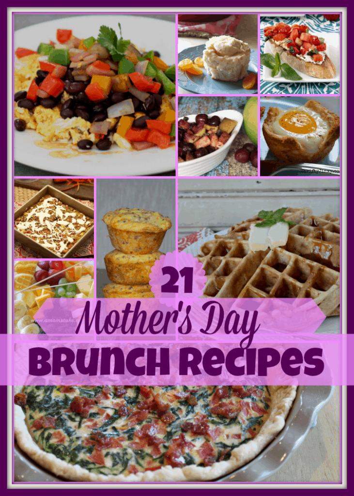 Mother's Day Brunch #recipe ideas #brunch