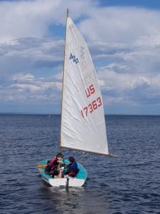 Wordless Wednesday – Sailboat