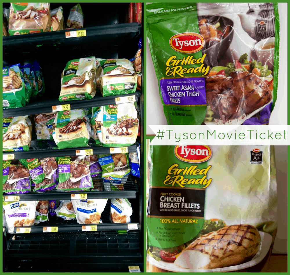 #ad Tyson grilled and ready #TysonMovieTicket  #shop