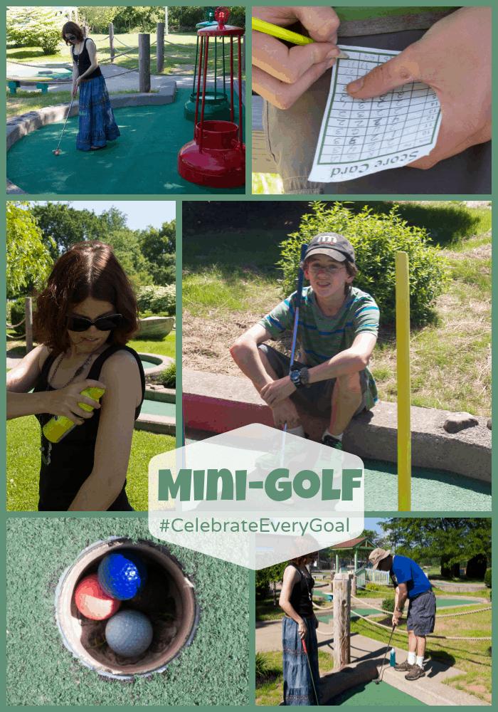 mini-golf fun #shop