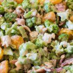 Broccoli Salad for Summer Picnics