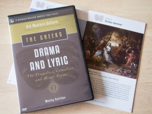 Roman Roads: The Greeks Homeschool Curriculum Review