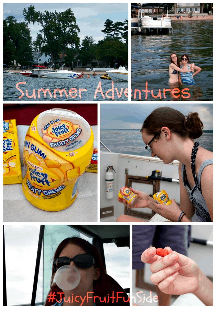Summer Adventures #JuicyFruitFunSide #shop