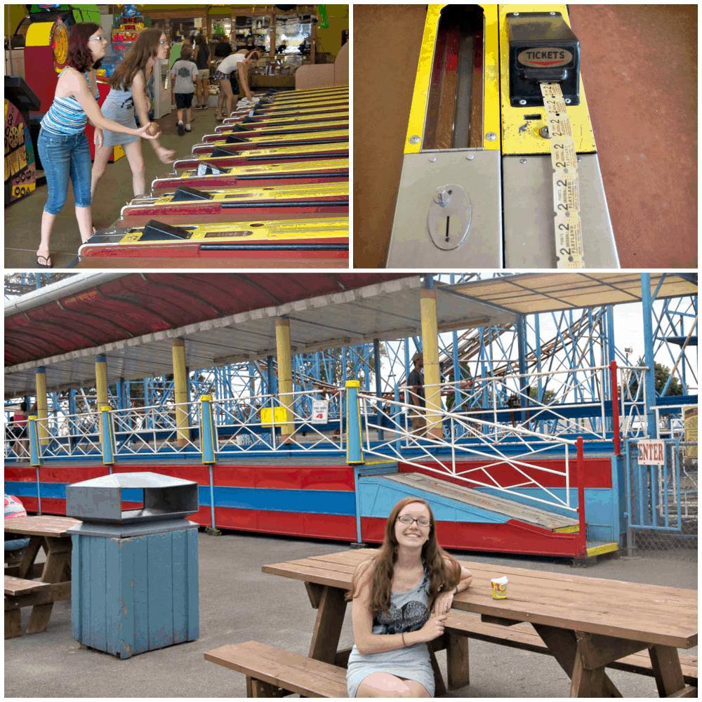 amusement park #JuicyFruitFunSide #shop