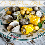 Throw a Grill Party – Grilled Clam Bake