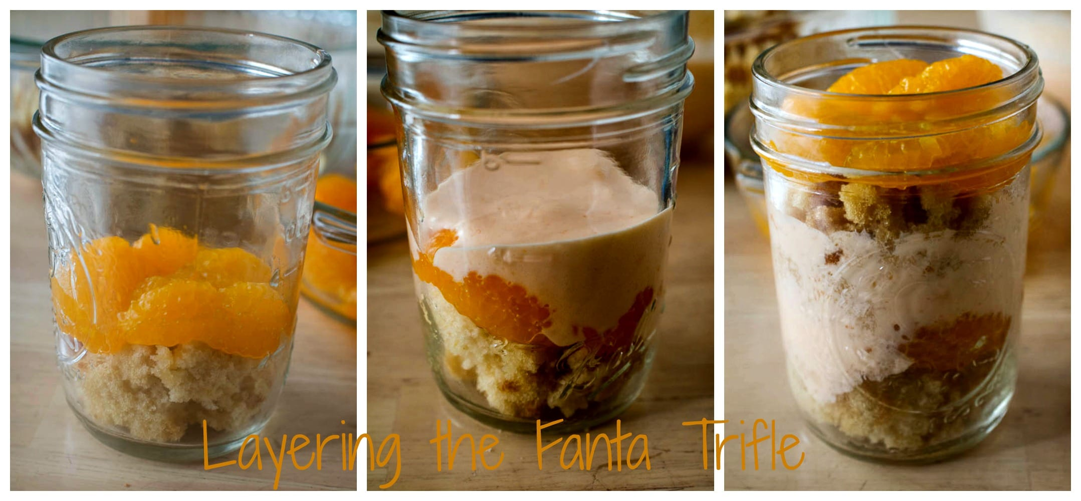 Layering the Trifle #shop #Spookysnacks