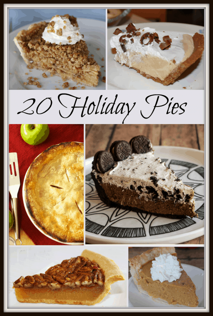 20 Holiday Pies