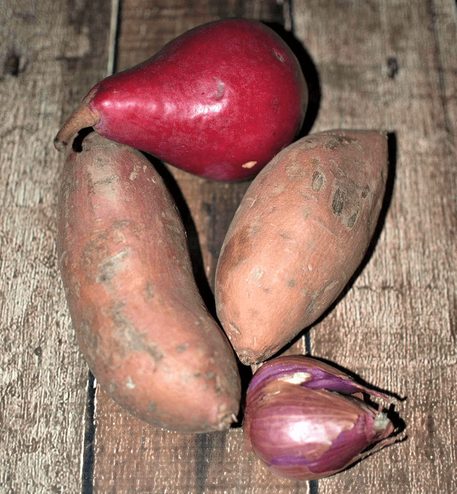 Sweet Potatoes Pears-3