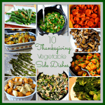 10 Vegetable Side Dishes for Thanksgiving