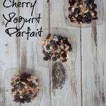 Blueberry Cherry Yogurt Parfait with NatureBox